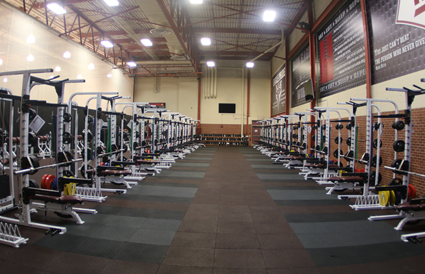 Athletic Weight Room - Hinds Community College Athletics